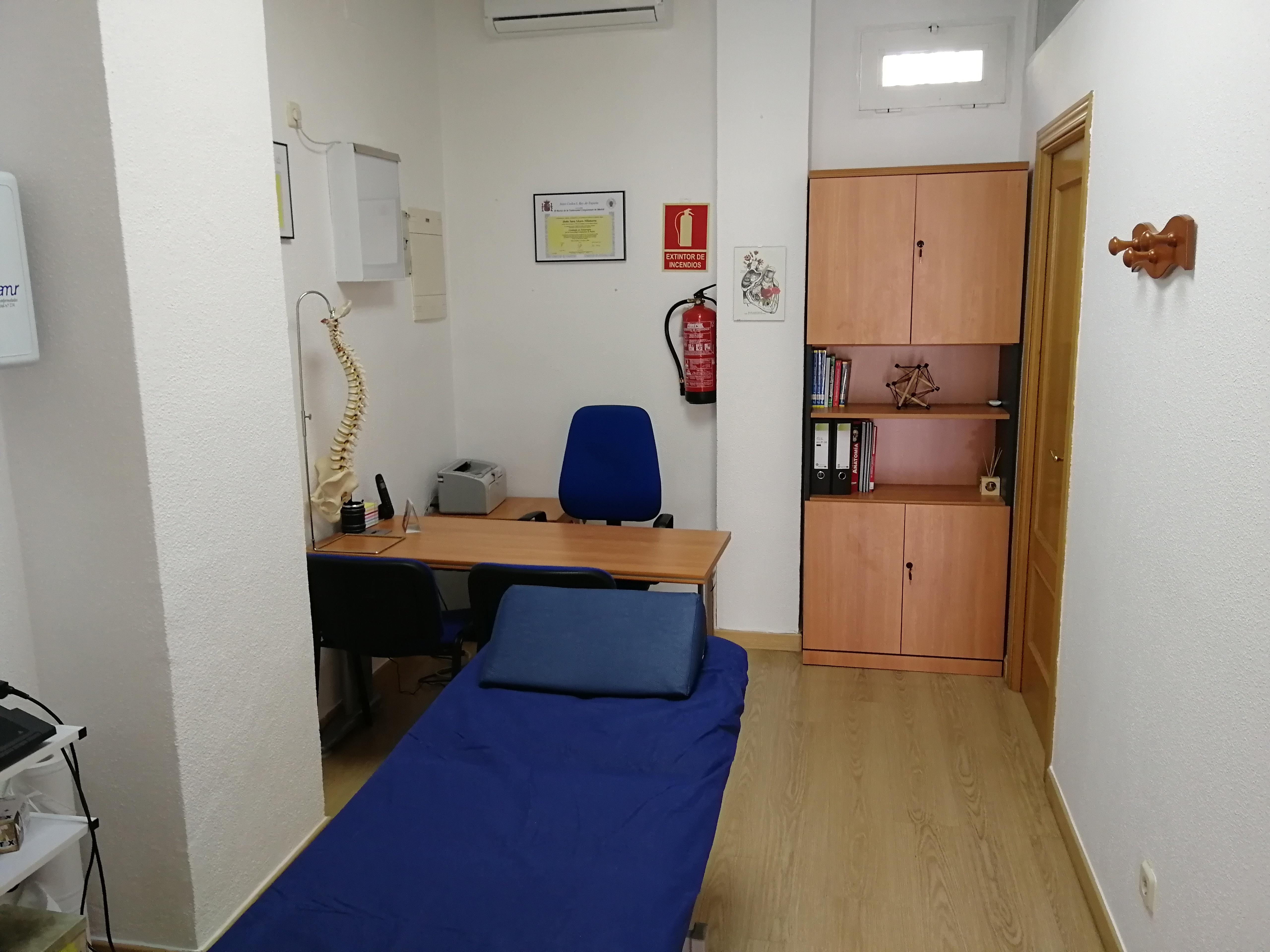 Centro de Fisioterapia Sara Lázaro
