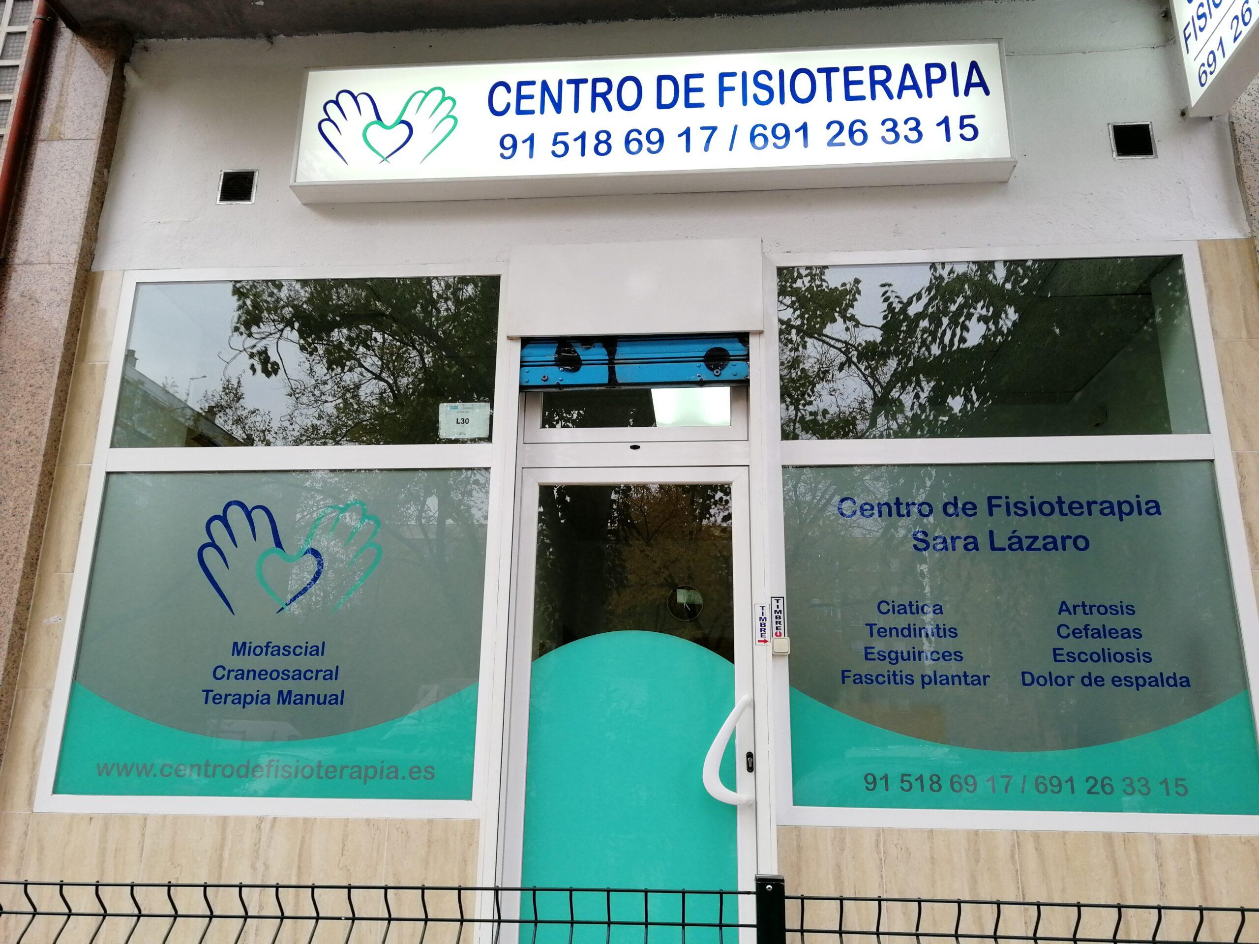 Centro de Fisioterapia en Aluche