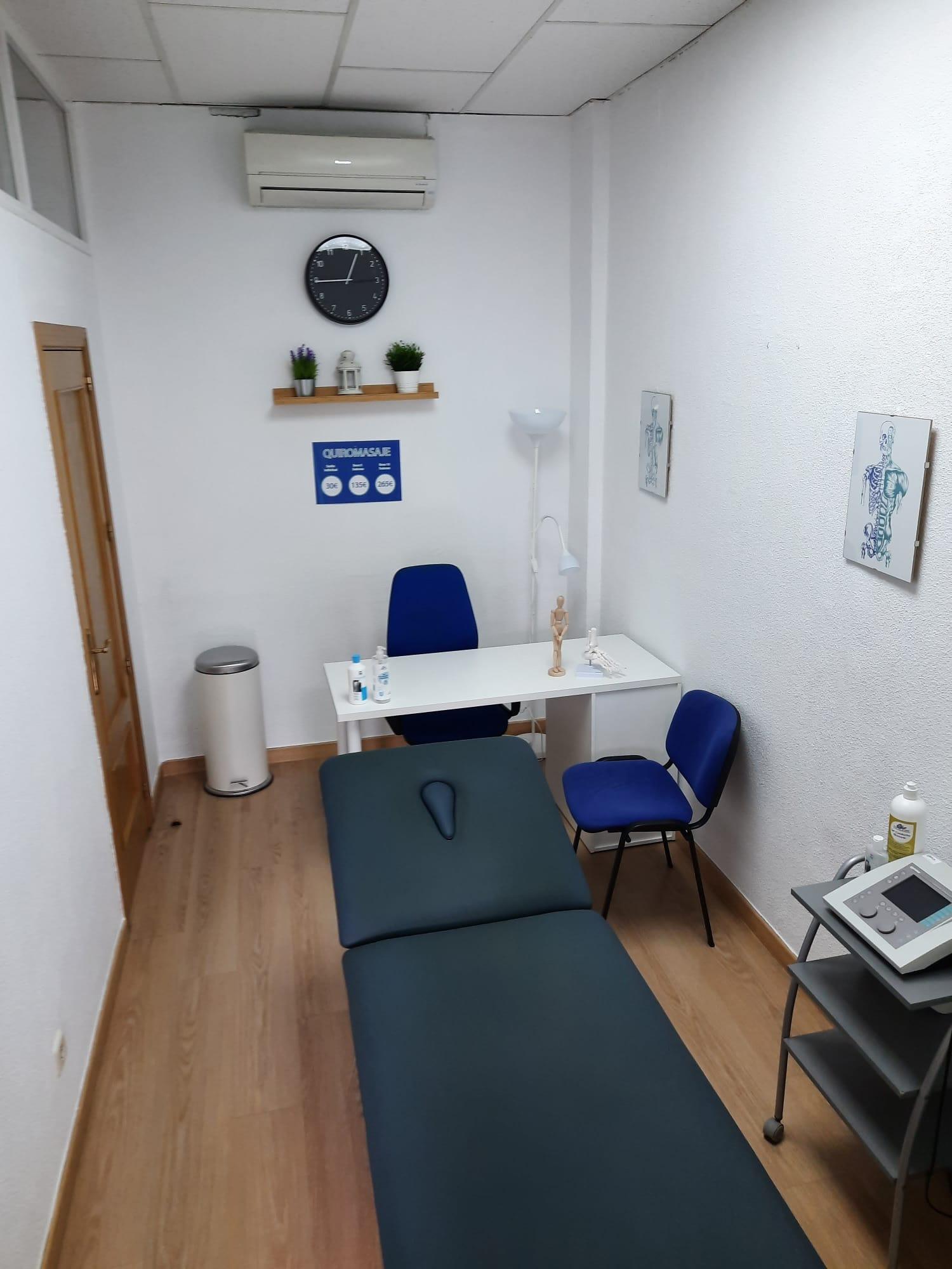 centro de fisioterapia sara lazaro aluche